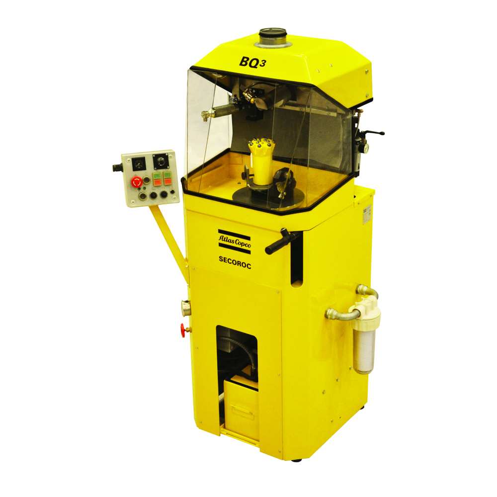 Rock Drill Sales: Atlas Copco Bit Grinders & Grinding Equipment