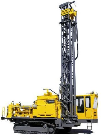 Rock Drill Sales | Parts and Service Kits for Atlas Copco Drill Rigs