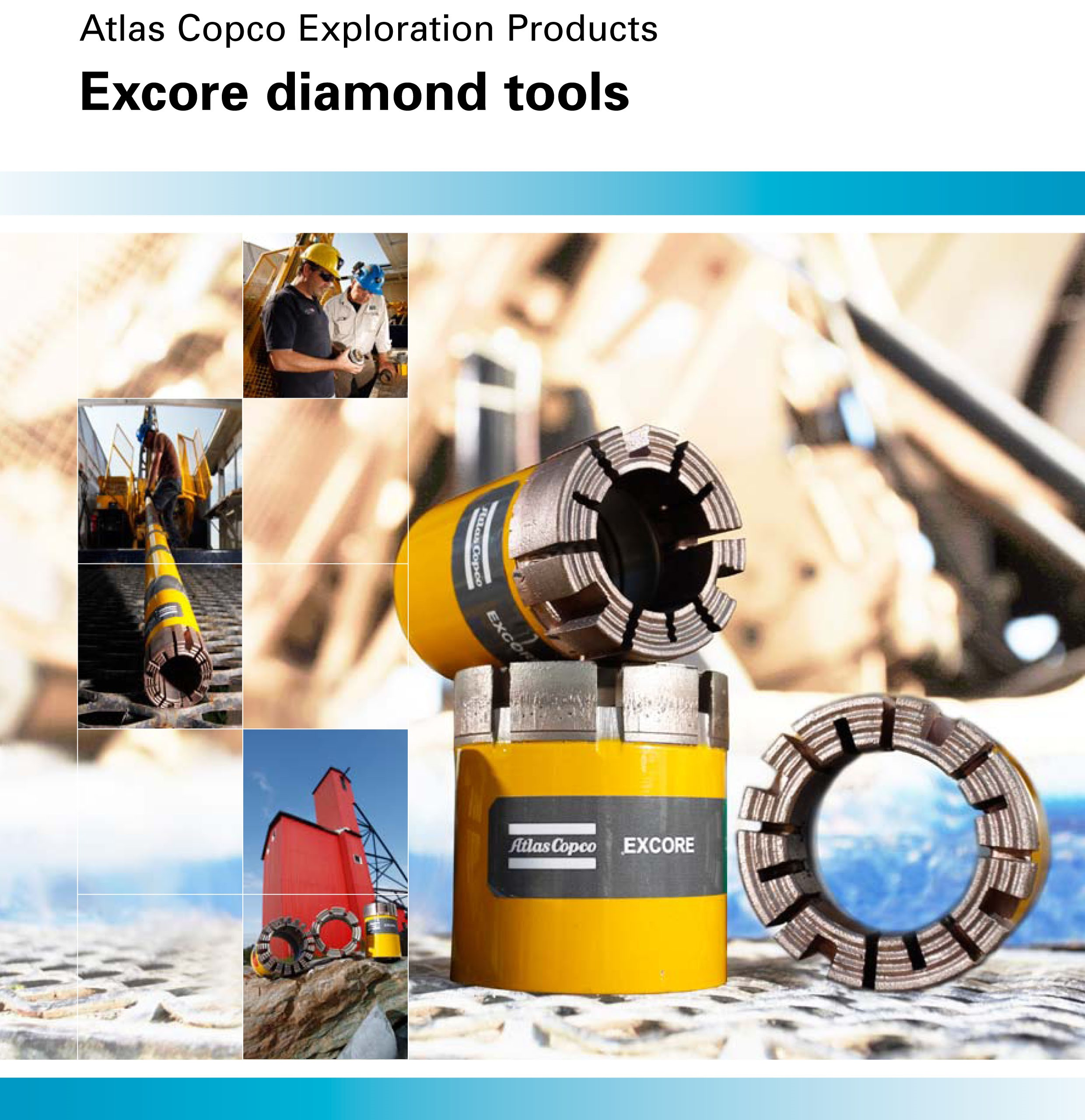 Exploration Drilling Excore