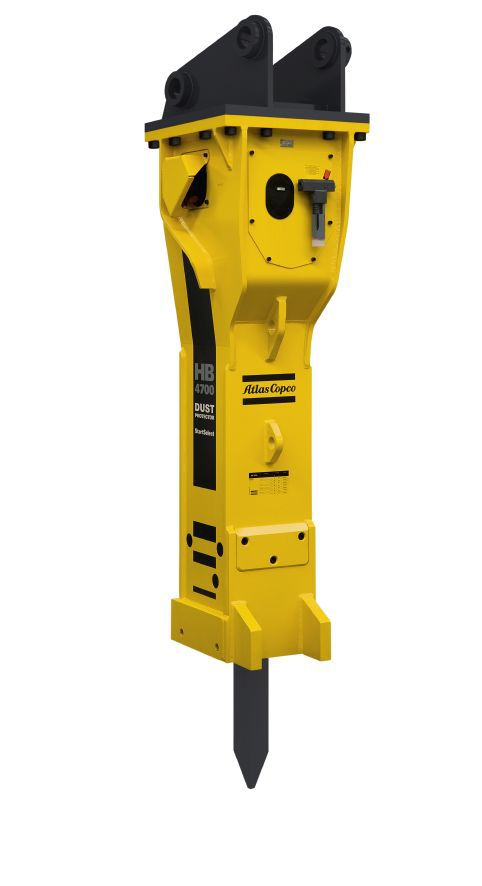 Rock Drill Sales | Atlas Copco Medium Duty Hydraulic Breaker Excavator Attachments