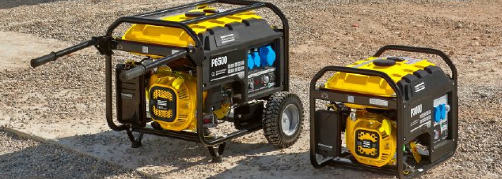 Atlas Copco Portable Generators